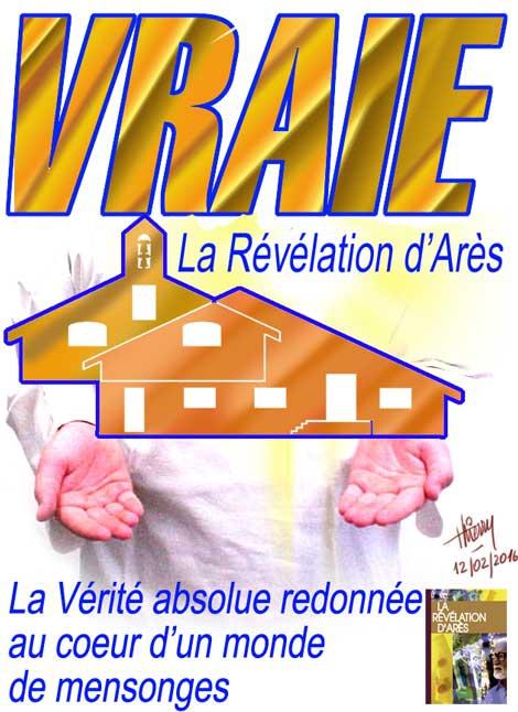 La Révélation d'Arès est VRAIE !!!