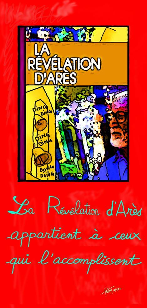 La Révélation d'Arès est faite pour ceux qui la lisent et qui, surtout, l'accomplissent.
