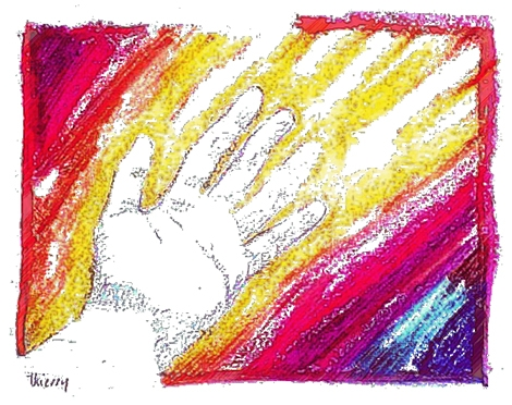 """""""Tendre la main"""""""