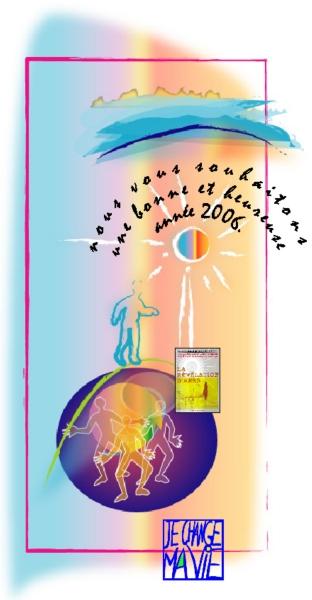 Bonne année 2006 !